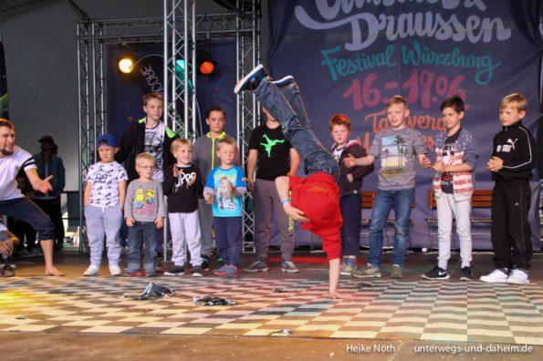 vom 16. bis 19. Juni 2016 auf den Talavera Mainwiesen in Würzburg