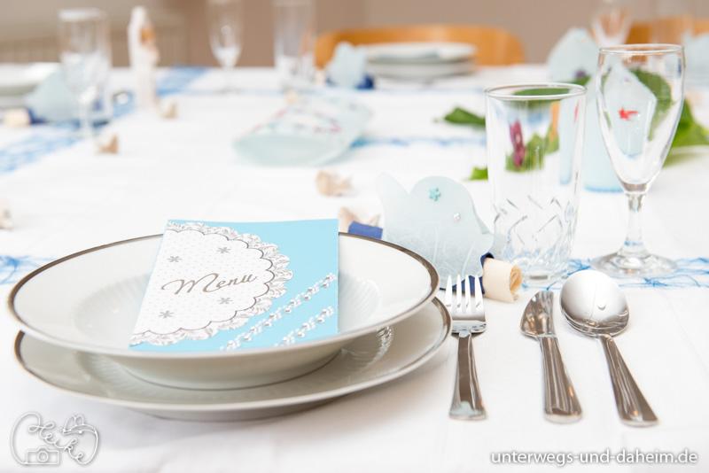 Tisch Dekorieren Zur Kommunion Unterwegs Und Daheim De