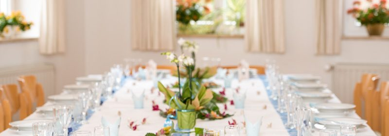Tisch Dekorieren tisch dekorieren zur kommunion unterwegs und daheim de